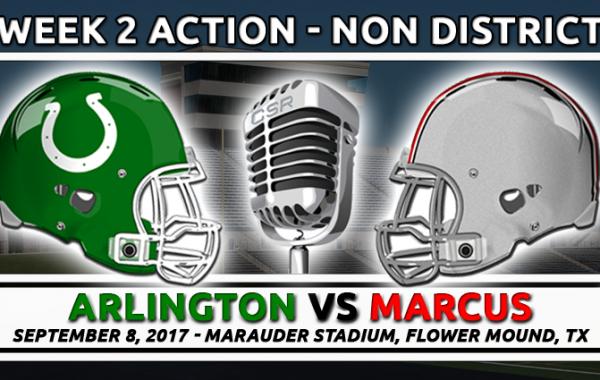 9/8/17: Arlington at Marcus