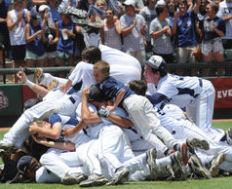 Flower Mound Jaguars Baseball