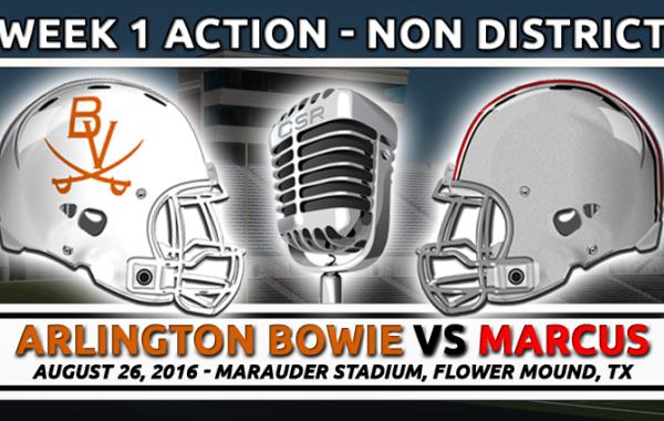 8/26/2016: Bowie vs Marcus