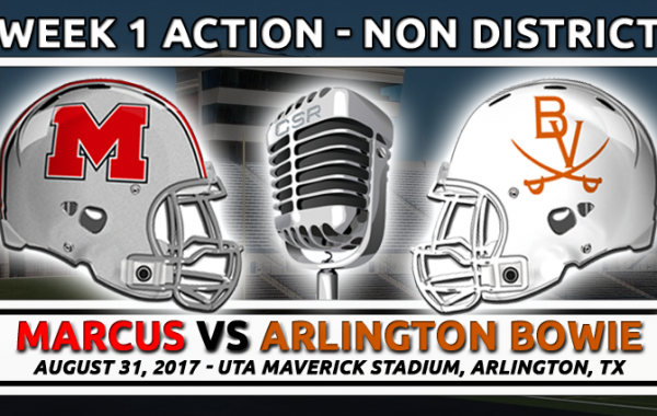 8/31/17: Marcus at Arlington Bowie
