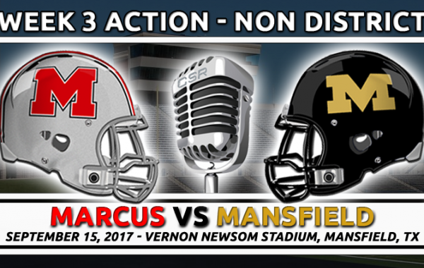 9/15/17: Marcus at Mansfield