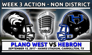 Plano West at Hebron