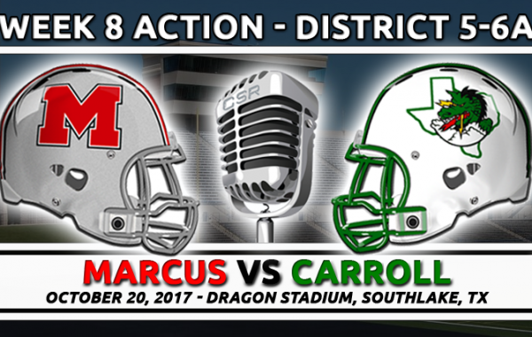 10/20/17: Marcus at Carroll