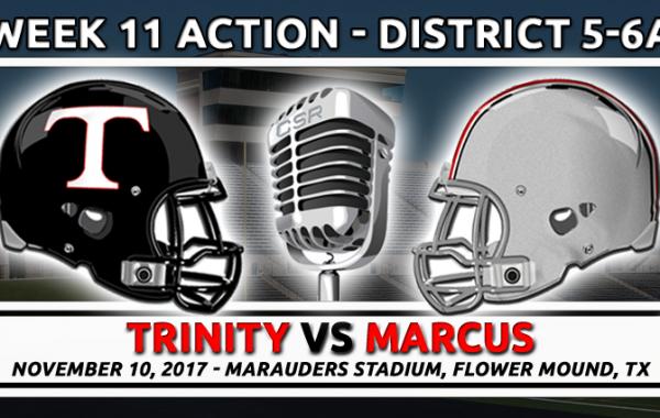 11/10/17: Trinity at Marcus