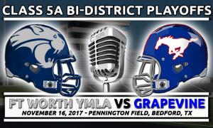 Fort Worth YMLA vs Grapevine